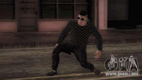 Skin1 from DLC Gotten Gaings para GTA San Andreas