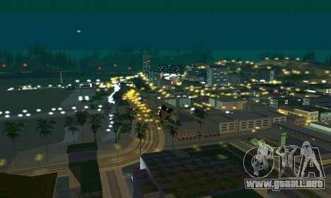 Project2DFX v3.2 para GTA San Andreas segunda pantalla