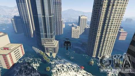 GTA 5 Tsunami décima captura de pantalla