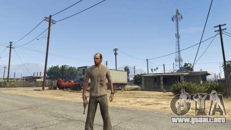 Fallout 3: Alien Blaster para GTA 5