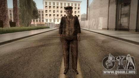 RE4 Don Esteban para GTA San Andreas segunda pantalla