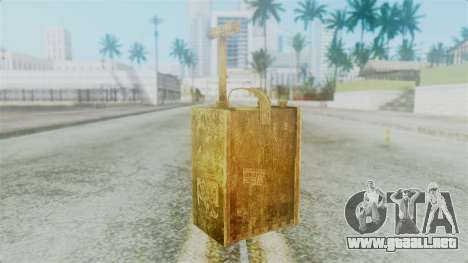 Red Dead Redemption Detonator para GTA San Andreas