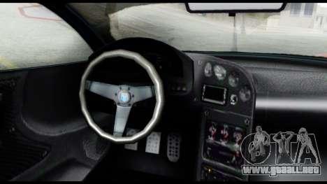 Grotti Turismo RXX-K v2.0 para la visión correcta GTA San Andreas