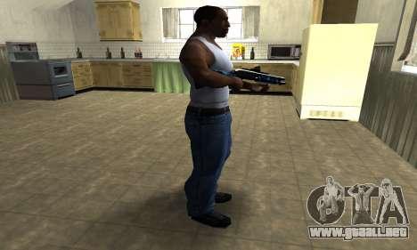 Water Shotgun para GTA San Andreas tercera pantalla