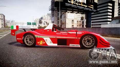 Radical SR8 RX 2011 [6] para GTA 4 left