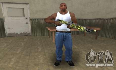 Jungle Spas para GTA San Andreas tercera pantalla