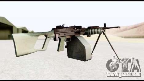 Type 88 Battlefield 4 para GTA San Andreas segunda pantalla
