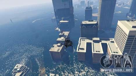GTA 5 Tsunami séptima captura de pantalla