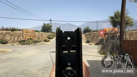 GTA 5 Famas F1 cuarto captura de pantalla