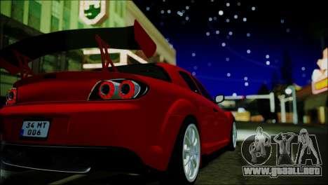 ENBTI for High PC para GTA San Andreas segunda pantalla