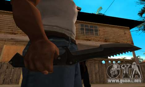 Cool Knife para GTA San Andreas