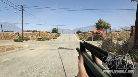 GTA 5 Famas F1 quinta captura de pantalla