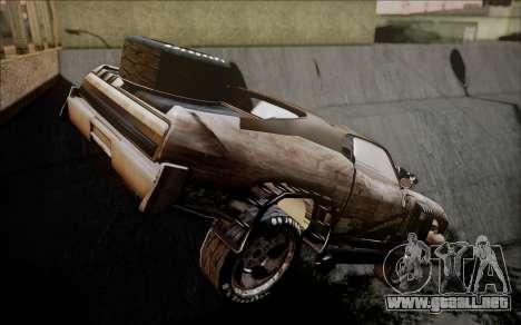 Mad Max 2 Ford Landau para GTA San Andreas left