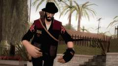 Christian Brutal Sniper from TF2 para GTA San Andreas