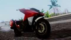 Dinka Vindicator SA Plate para GTA San Andreas
