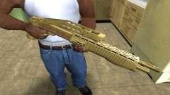 Zloty Tajfun Combat Shotgun para GTA San Andreas
