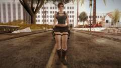Well Armed Lara Croft