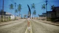 Colector del cuchillo para GTA San Andreas