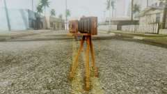 Red Dead Redemption Camera para GTA San Andreas