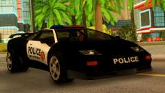 Lamborghini Diablo Police SA Style
