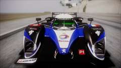 Peugeot Sport Total 908 Autovista para GTA San Andreas