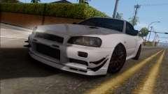 Nissan Skyline GT-R34