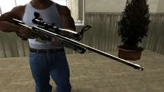 Lithy Sniper Rifle para GTA San Andreas