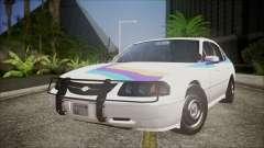 Chevrolet Impala FBI Slicktop