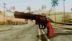 Colt Revolver from Silent Hill Downpour v2