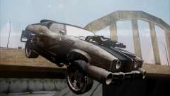 Mad Max 2 Ford Landau