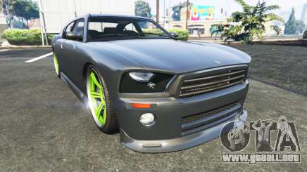 Bravado Buffalo Dodge Charger para GTA 5