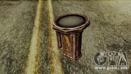 Forensic Flashligh from Silent Hill Downpour para GTA San Andreas