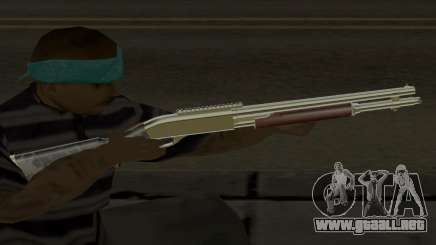 Weapon Pack para GTA San Andreas