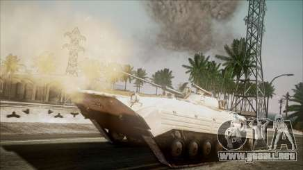 Call of Duty 4: Modern Warfare BMP-2 para GTA San Andreas