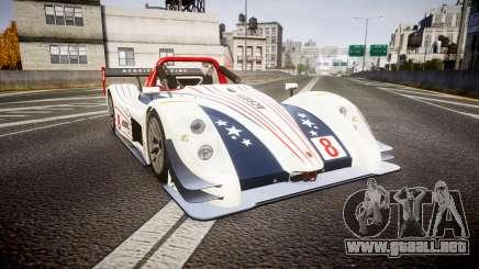 Radical SR8 RX 2011 [8] para GTA 4