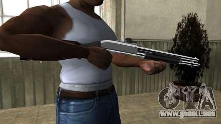 Royal Squad Shotgun para GTA San Andreas