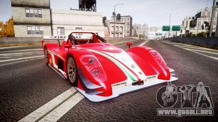 Radical SR8 RX 2011 [6] para GTA 4