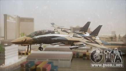 F-14D AC6 Halloween para GTA San Andreas
