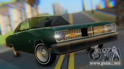 Dodge Dart Coupe para GTA San Andreas