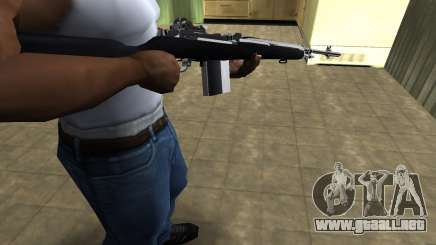 Full Black Rifle para GTA San Andreas