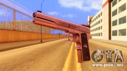 Atmosphere Pistol para GTA San Andreas