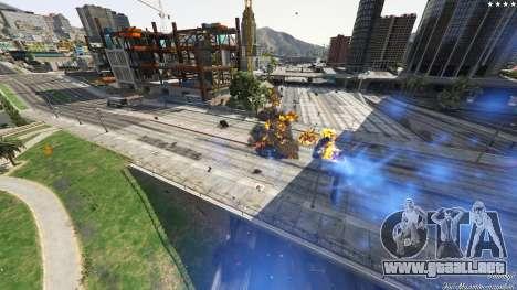 GTA 5 UFO Mod 1.1 quinta captura de pantalla