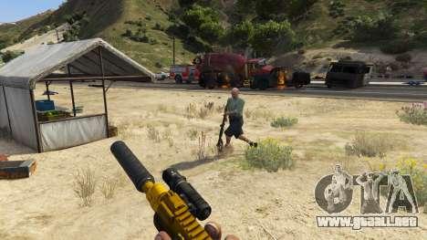 GTA 5 El levantamiento de los ciudadanos (Chaos Mode)  octavo captura de pantalla