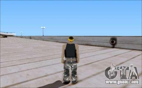 Los Santos Vagos Skin Pack para GTA San Andreas sexta pantalla