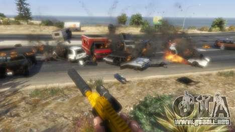 GTA 5 El levantamiento de los ciudadanos (Chaos Mode)  séptima captura de pantalla