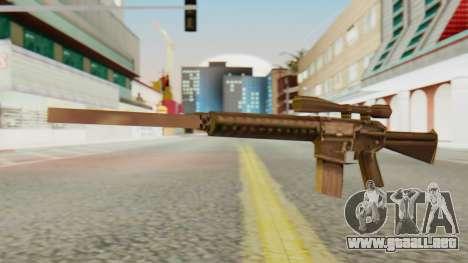 SR-25 SA Style para GTA San Andreas