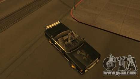 FreeShow Feltzer para el motor de GTA San Andreas