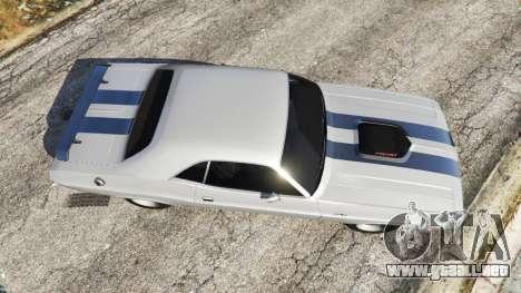 Dodge Challenger RT 440 1970 v0.3 [Beta] para GTA 5