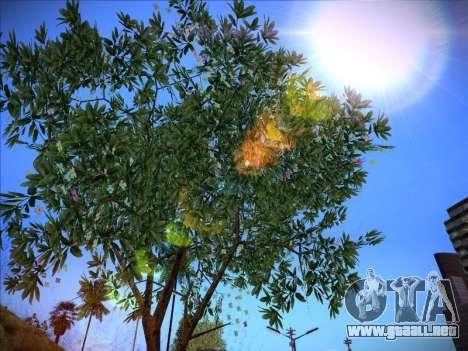 ENB Series Extreme 4.0 para GTA San Andreas segunda pantalla