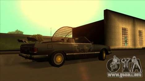 FreeShow Feltzer para vista inferior GTA San Andreas